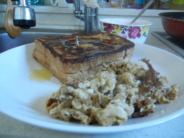 Stuffed French Toast 007