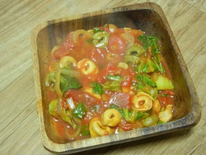 Cabbage Tortellini Soup 005