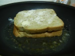 Cranberry Grilled Cheese 001