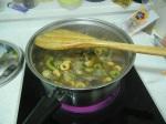Mushroom Tortellini Soup 003