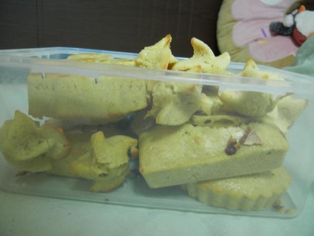 Oatmeal Muffins 009