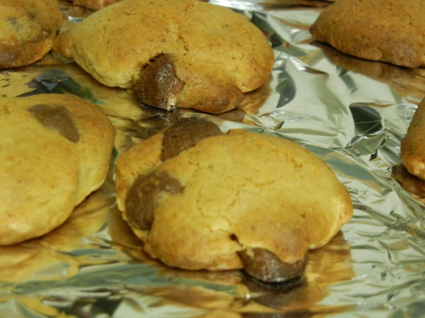 Peanut Butter Cup Cookies 007