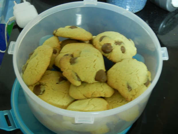 Peanut Butter Cup Cookies 012