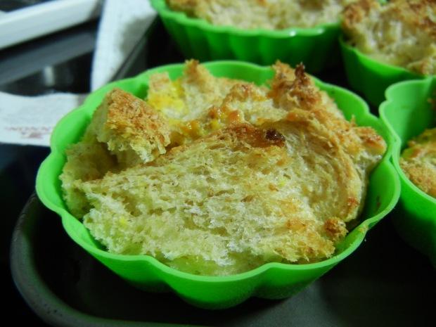 Potato Skins Pizza AND Bread Pudding 025