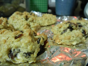 Vanishing Oatmeal Cookies 014