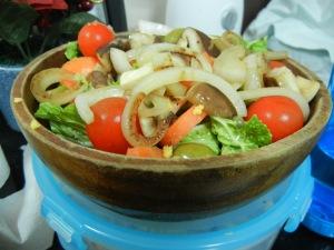 Warm Salad 007