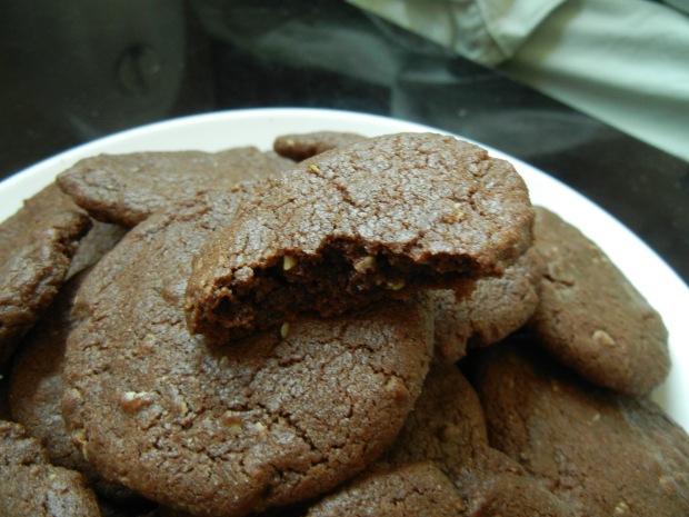 Salted Nutella Cookies 004