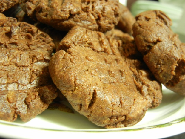 Chocolate Peanut Butter Cookies 005