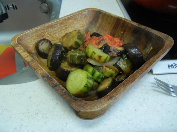 Ratatouille Salad 002