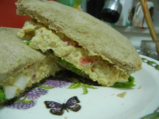 Chickpea Sandwich 010