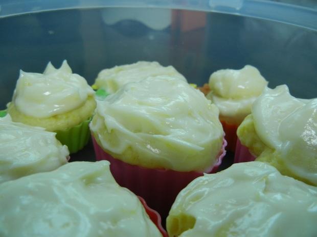 Lemon Cupcakes 004