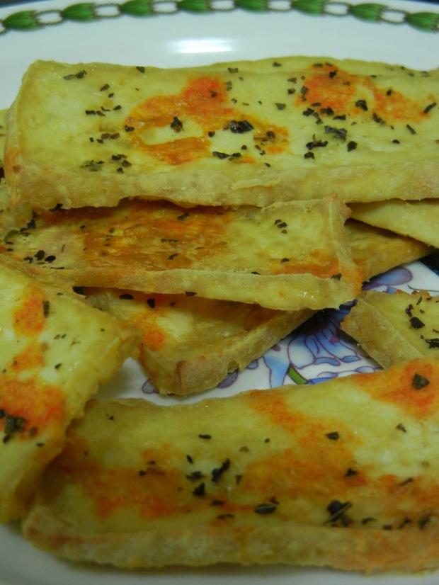 Spicy BAsil Tofu 008