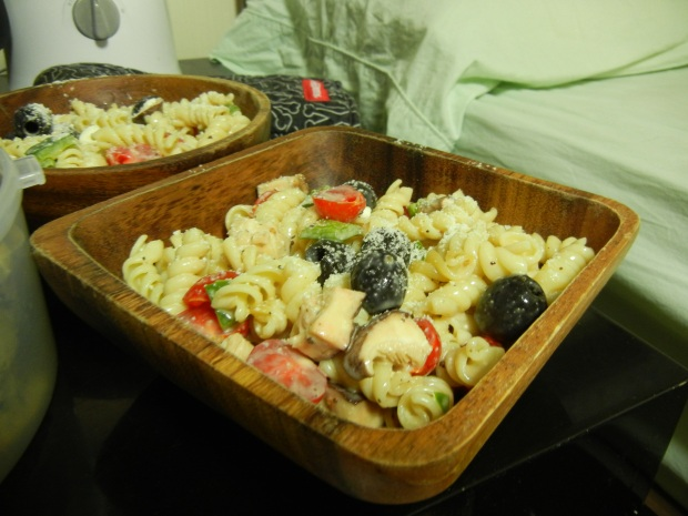 Paula Dean Pasta Salad 001